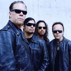 Le groupe Metallica invité à chanter pour la finale NHL 5