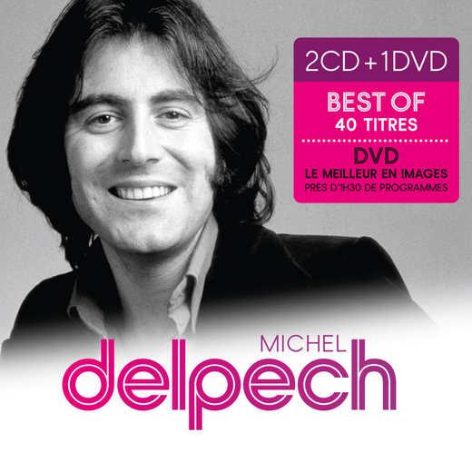 Les pus grands tubes de Michel Delpech à la télé 6