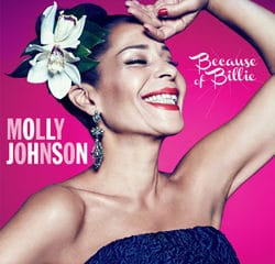 Molly Johnson <i>Because Of Billie</i> 10