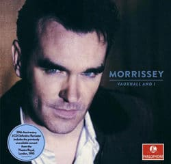Morrissey <i>Vauxhall and I</i> 13