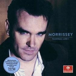 Morrissey de retour avec Vauxhall and I