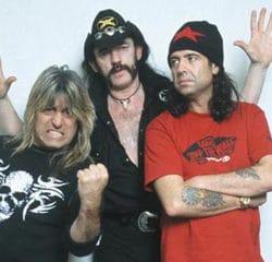 Motörhead en concert au Zénith de Paris 11