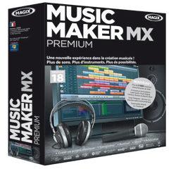 Gagnez des logiciels Magix Music Maker MX 11