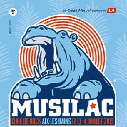 3 nouveaux noms au programme de Musilac 5