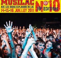 Programme Musilac 2011 13