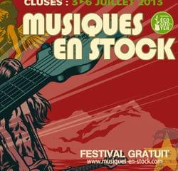 Programme Musique en Stock 2013 7