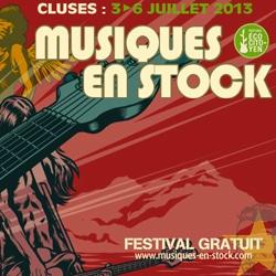 Programme Musique en Stock 2013 5
