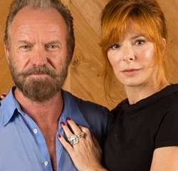 Mylène Farmer et Sting aux NRJ Music Awards 11