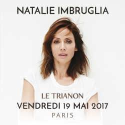Natalie Imbruglia en concert à Paris le 19 mai 2017 6