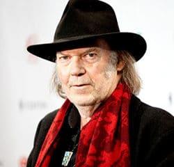 Neil Young à l'affiche du Paléo Festival 15