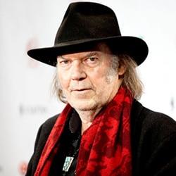 Neil Young à l'affiche du Paléo Festival 6