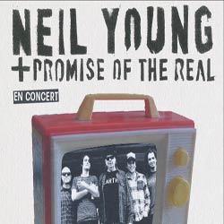 Neil Young en concert à Paris le 23 juin 2016 6