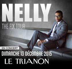 Nelly en concert le 13 décembre au Trianon 8