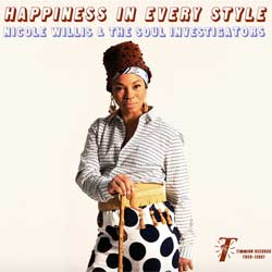 Nicole Willis and The Soul Investigators : Happiness In Every Style 7