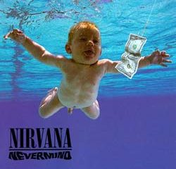 Le bébé du disque <i>Nervermind</i> de Nirvana 25 ans après 6