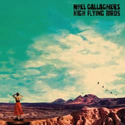 Noel Gallagher's High Flying Birds : Who Built The Moon ? 5