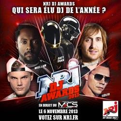 Le succès des NRJ DJ Awards 2013 se confirme 7