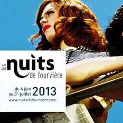 Programme Les Nuits de Fourvière 2013 5