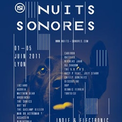Programme Nuits Sonores 2011 5