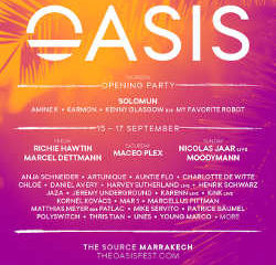 Programme Oasis Festival 2017 6