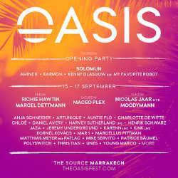 Programme Oasis Festival 2017 5