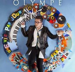 Olympe de retour avec l'album Une Vie Par Jour