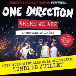Le concert milanais des One Direction au cinéma 5