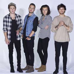 ONE DIRECTION History 5