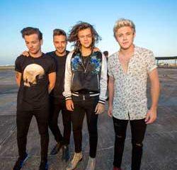 Les One Direction mis en orbite par la NASA 11