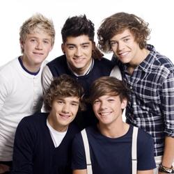 Les One Direction s'offrent un direct planétaire 7