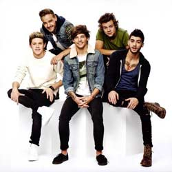 ONE DIRECTION Perfect 6