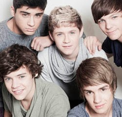 L'album des One Direction sortira le 12 novembre 8