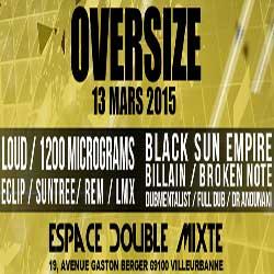 La soirée Oversize s'invite à Lyon 7