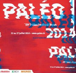 Le programme du Paléo Festival 2014 dévoilé