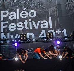 6 jours de concerts au Paléo Festival 15