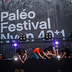 6 jours de concerts au Paléo Festival 6