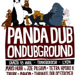 Panda Dub et Ondubground ce samedi au Transbordeur de Lyon 8