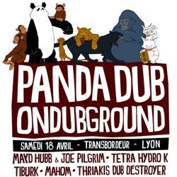 Panda Dub et Ondubground ce samedi au Transbordeur de Lyon 5
