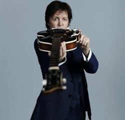 Paul McCartney de retour avec un nouvel album 18