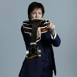 Paul McCartney de retour avec un nouvel album 5