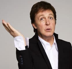 Paul McCartney s'est marié 9