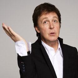 Paul McCartney s'est marié 5