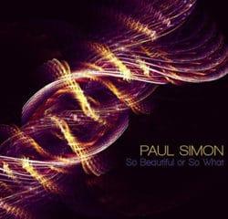 Paul Simon <i>So Beautiful Or So What</i> 9