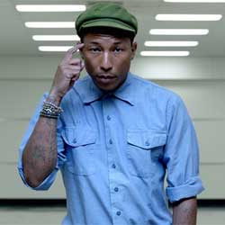 PHARRELL WILLIAMS Freedom 5