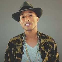 Pharrell Williams à Jazz à Vienne en 2015 5