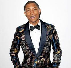 Pharrell Williams aux côtés des Nations Unies