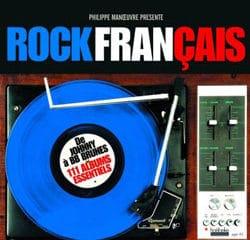 Philippe Manœuvre <i>Rock Francais</i> 21