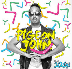 PIGEON JOHN Boomerang 8