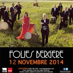 Pink Martini le 12 novembre aux Folies Bergère 5