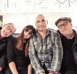 Les Pixies en concert le 18 novembre 2016 à Montreux 11